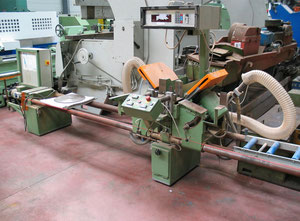 Schuster P 210 Slitting saw for metal