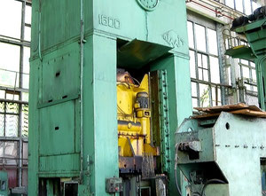 Trimming press VORONEZH K2542 1600 ton