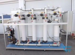 Falk UF 7000 -Completely piped ultrafiltration system Miscellaneous pharmaceutical / chemical machine