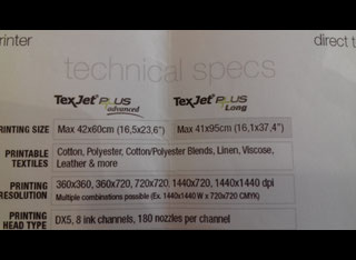 Polyprint TEX JET PLUS ADVANCED P00121032