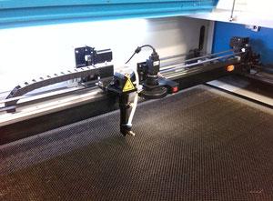 Textilní stroj Laser GH 1260 CCD