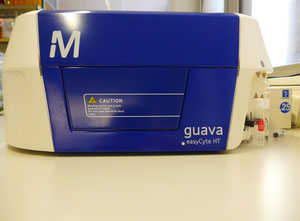 Millipore guava easyCyte HT Analytical instrument