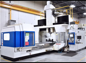 Huron KX200 Portal milling machine