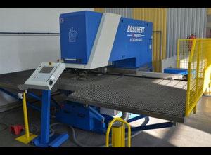 Boschert Compact 1000 Rotation CNC Stanzmaschine
