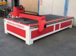 Nuovo 3.000 x 1.500 mm Cutting machine - Plasma / gas