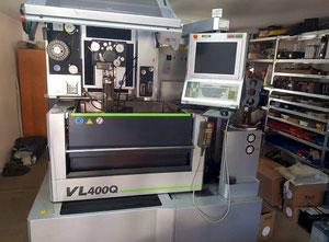 Elettroerosione a filo Sodick VL 400 Q
