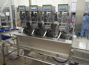 Plumat BFM 007/4 Filling machine - Various equipment