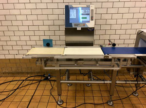 Metal detector Ceia THS + Teltec Checkweighter