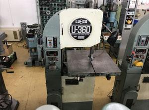 Sierra de cinta para metal LUXO U-360