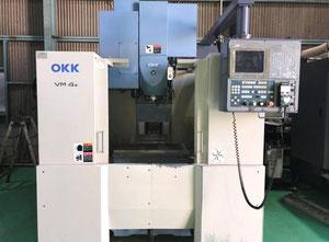OKK VM-4Ⅱ Bearbeitungszentrum Vertikal