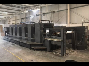 Heidelberg SM 102-6P Offset six colours