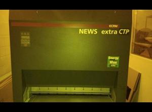 Imprimante CTP ECRM News Extra