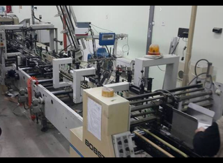 Bobst Media 100 II - A2 Matic P00124080
