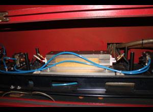 Wuhan Tianqi YAG620-GC3015 Laserschneidmaschine
