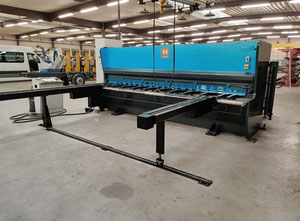 Haco PSX 4100 x 6 mm CNC Schere
