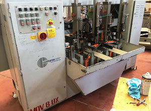 Used Comec Mod. Mov 8ux Oscillating Multiple Horizontal-vertical mortising machine