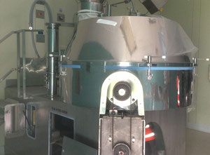 Granulator farmaceutyczny Aeromatic Gea PMA 1800