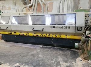 Weinig UNIMAT 23E Gebrauchte Mehrkopf-Kehlmaschine
