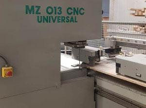 Sierra de cinta MZ 013 CNC UNIVERSAL
