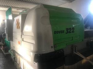 Centro di lavoro CNC usato Biesse Rover 322
