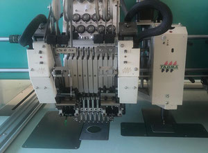 Tajima TCMX-60915 Embroidery machine