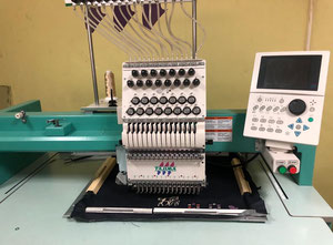 Tajima 1 head Embroidery machine