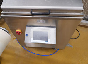 Balící stroj Wittgas - Germany WITT Leak Master 12.2.1