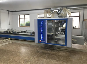 Masterwood Project 385 WL Wood CNC machining centre