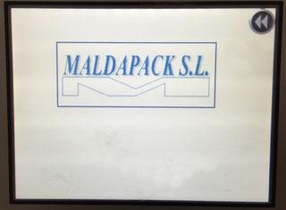 Maldapack MFW 190 P00127038