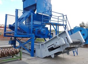 Mewag Unicut UC1500 Recycling machine