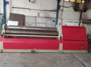 Akyapak AHS 30/13 Plate rolling machine - 4 rolls