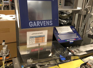 Garvens S2 Checkweigher for cartons