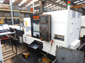 Mazak Quick turn Nexus 200-II MS dia 380 mm CNC cnc lathe