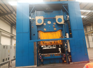 SCHULER 1500 TON KNUCKLE JOINT PRESS