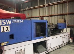 JSW J220EIIP Injection moulding machine
