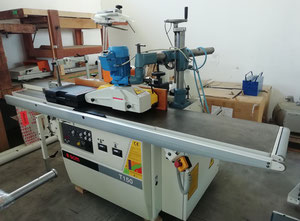 Used SCM T150-TL Used spindle moulding machine