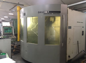 Deckel Maho DMU 100 T Machining center - 5 axis