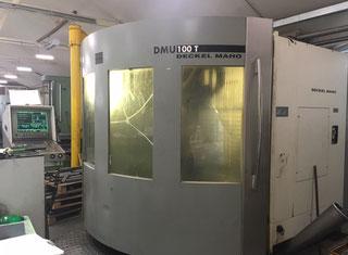 Deckel Maho DMU 100 T P00128078