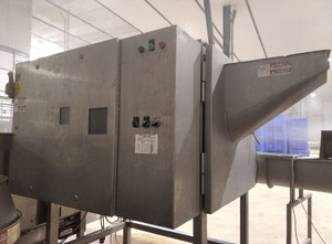 Urschel Q Vegetable and fruit cutting, washing and blanching machine