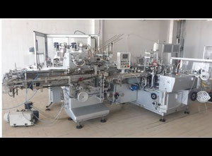 CORAZZA FF220 Cheese production, wrapping and portioning machine