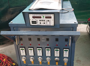 Saldatrice Globe Heat 50 kva 6 way Mobile heat treatment unit