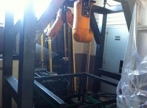Robotica industrial Staubli TX90L