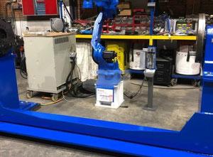 Průmyslový robot Motoman EA 1900