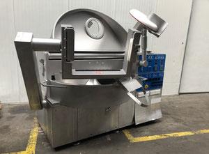 Máquina de corte, lavado y blanqueado de verduras y frutas Alpina PBV 200