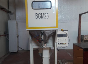 AKY BGM 25 Schlauchbeutelmaschine - Vertikal