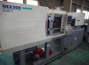 Nissei Plastique NEX500-5E Spritzgießmaschine