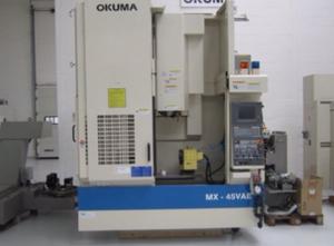 Dikey işleme merkezi Okuma MX45 VAE