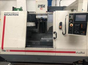 Centro di lavoro verticale Cincinnati Sabre 750