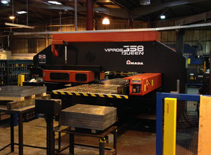Amada Vipros 358 Queen, 45 Punching machine