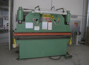 Used Hydraulic bending machine COLGAR type PI 521/26